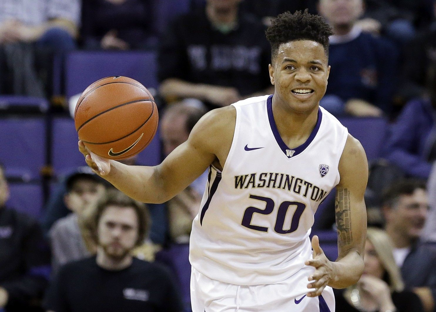 Markelle Fultz Projected Number 1 Draft Pick
