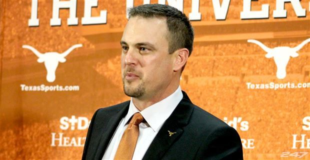 Tom Herman Takes Over at Univ of Texas