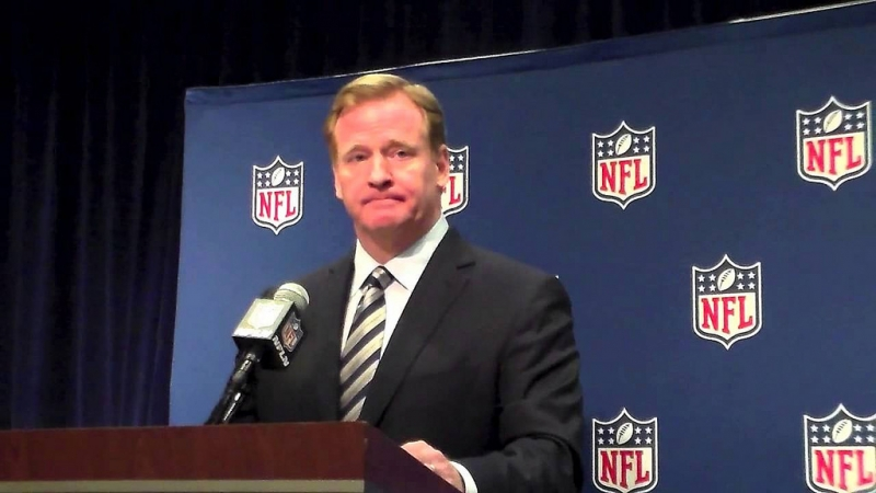 Roger Goodell's Letter to NFL Team About Protests