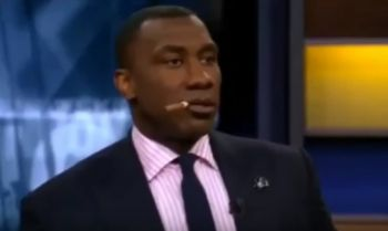"Shannon Sharpe Whips Out Bland & Mild Proclaims ""I Be On Dem Milds!"""