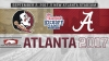 Florida State vs Alabama Sept. 2, 2017