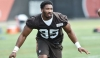 Myles Garrett Of Cleveland Browns Has A Foot Sprain